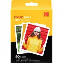 Carta fotografica Kodak RODZL3X440 89 x 108 mm 40 pz. antistrappo