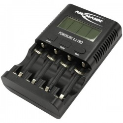 Caricabatterie universale Ansmann Powerline 4.2 Pro NiCd, NiMH Ministilo (AAA), Stilo (AA)