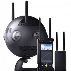 Insta360 Pro 2.0 & Farsight Fotocamera panoramica a 360° Nero 360 gradi