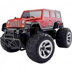 Revell Control 24464 Jeep® Wrangler Rubicon 1:18 Automodello per principianti Elettrica Fuoristrada