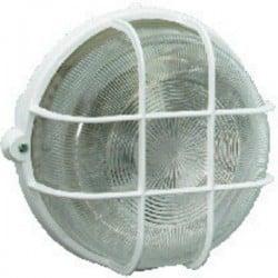 Brennenstuhl Lampada impermeabile E27 Bianco