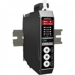 Deditec COS-AD2-16_ISO Modulo multifunzione CANopen Numero di ingressi: 2 x Num. uscite: 0 x 7 V, 24 V