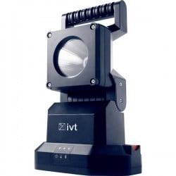IVT LED (monocolore) Lampada portatile a batteria PL-828 350 lm 312224