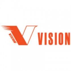 Vision Akkus CP12240DX CP12240DX Batteria al piombo 12 V 24 Ah Piombo-AGM (L x A x P) 166 x 125 x 175 mm Vite M5 Esente