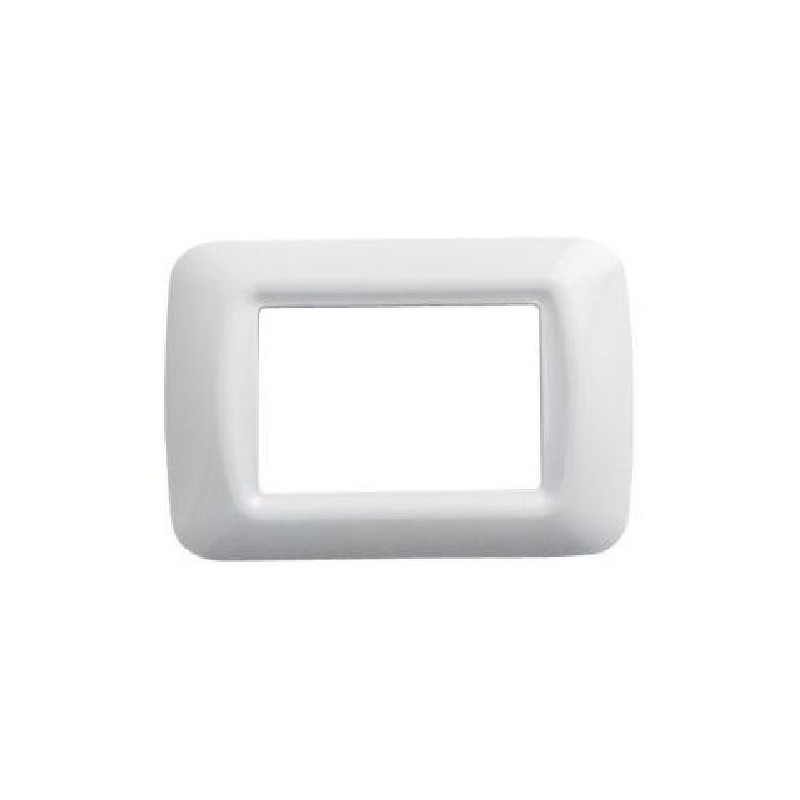 Placca 3M bianco nuvola TOP System