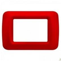 Placca rosso geranio 3M TOP System