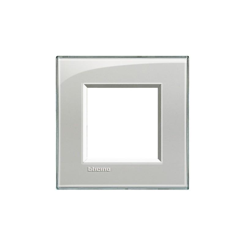 Placca grigio ghiaccio 2M quadra