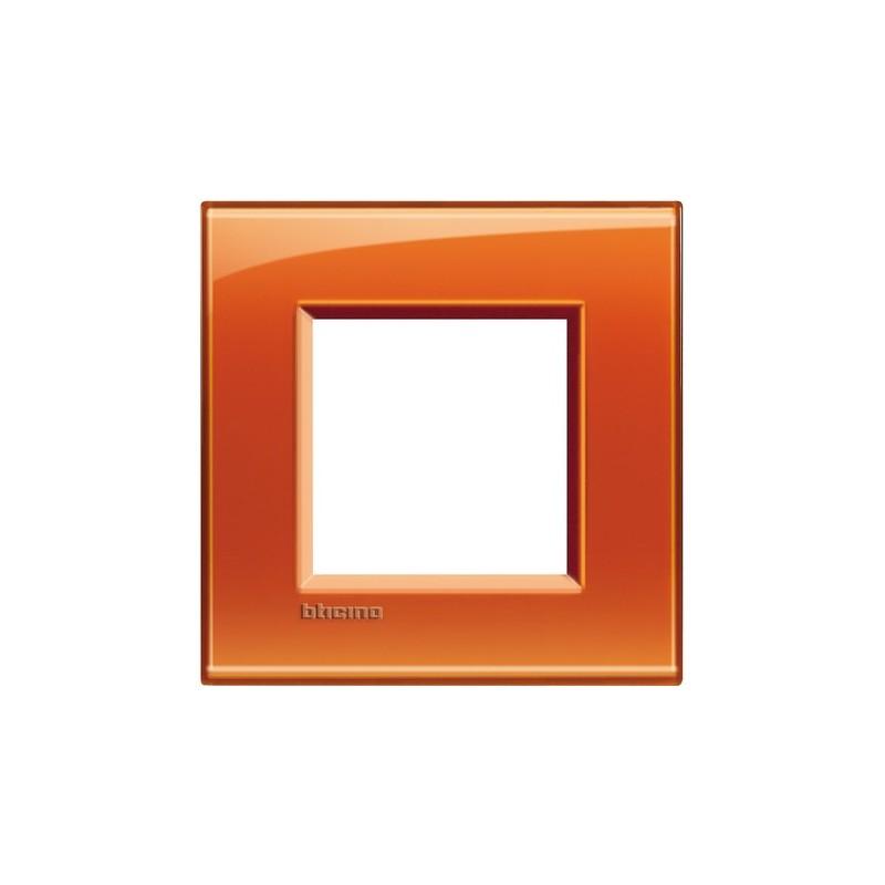 Placca arancio deep 2M quadra