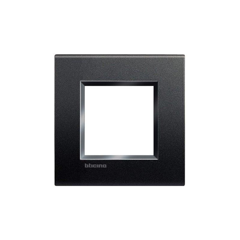 Placca antracite 2M quadra