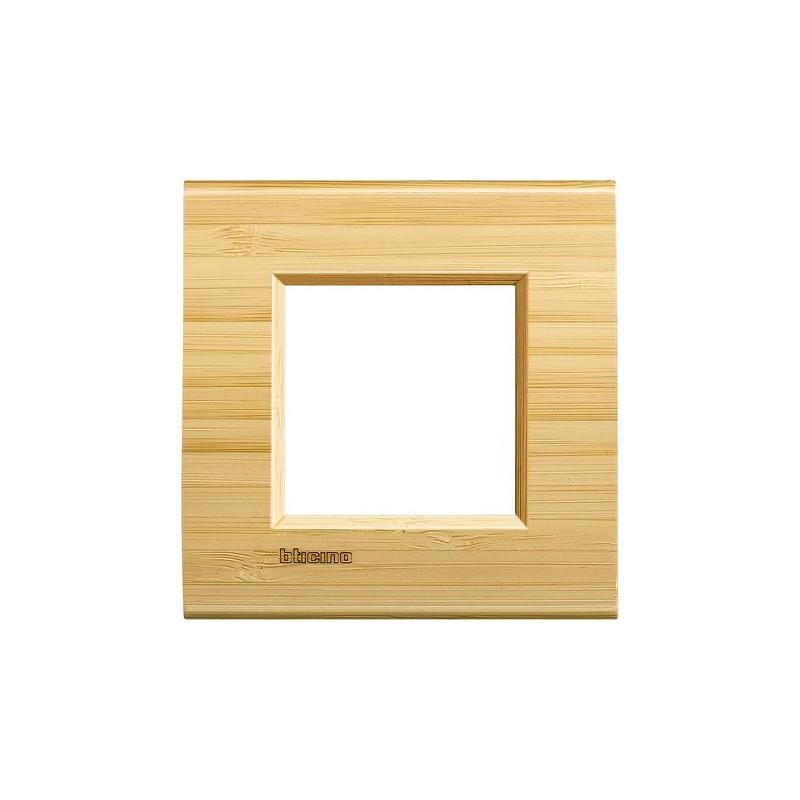 Placca bamboo 2M quadra