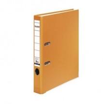 Falken Raccoglitore FALKEN PP-Color DIN A4 Larghezza dorso: 50 mm Arancione 2 archetti 11286796
