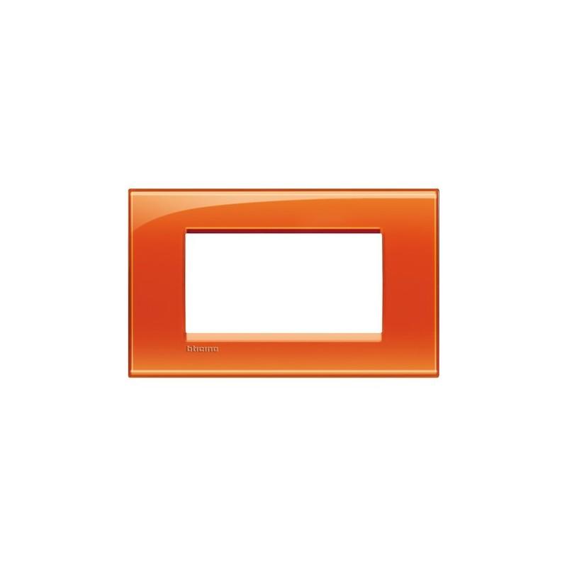 Placca arancio 4M quadra