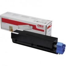 Toner OKI B401 MB441 MB451 Originale 44992402 Nero 2500 pagine