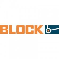 Block PM-0124-010-0 Alimentatore per guida DIN 24 V/DC 1 A 1 x