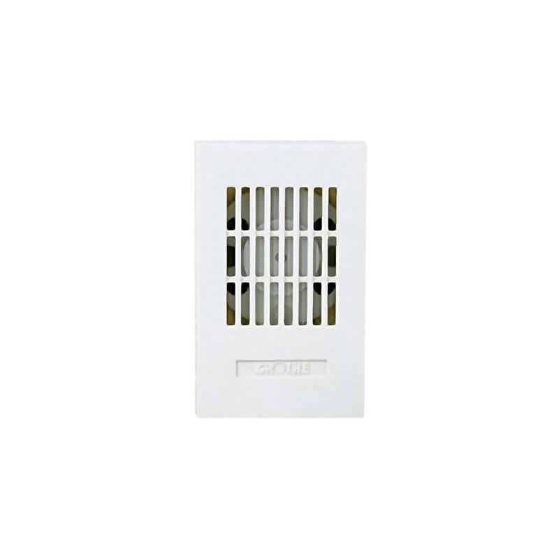 Grothe 24082 Campanello 12 V (max) 85 dB (A) Bianco