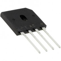 DIODES Incorporated GBJ1506-F Ponte raddrizzatore GBJ 600 V 15 A Monofase