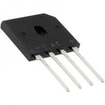 DIODES Incorporated GBU1006 Ponte raddrizzatore GBU 600 V 10 A Monofase