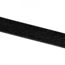Nastro a strappo da incollare Parte morbida (L x L) 25000 mm x 100 mm Nero VELCRO® E00110033011425 25 m