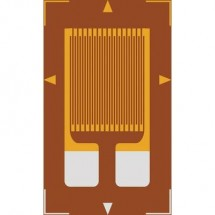 Estensimetro 1 pz. ECF-350-1.5AA-(11)-O-SP (L x L) 4.5 mm x 3.5 mm