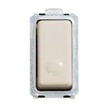 Pulsante Luminoso - 10A - Magic - Bianco