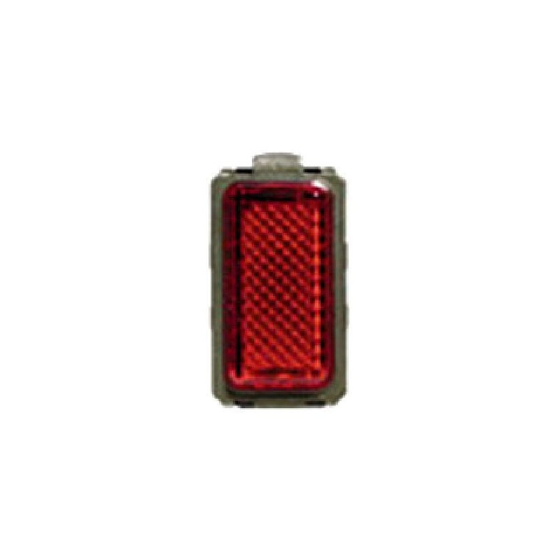 Portalampada con Diffusore Rosso - 24V - Magic