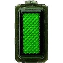 Portalampada con Diffusore Verde - 24V - Bticino Magic