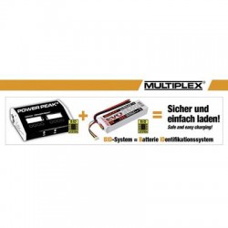 Caricabatterie multifunzione per modellismo 220 V 10 A Power Peak C8 12V/230V 180W Piombo, NiCd, NiMH, LiPo, LiIon,