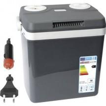 Dino KRAFTPAKET KRAFTPAKET AC/DC Borsa frigo Classe energetica: A++ (A+++ - D) Termoelettrico 12 V, 230 V Grigio 25 l