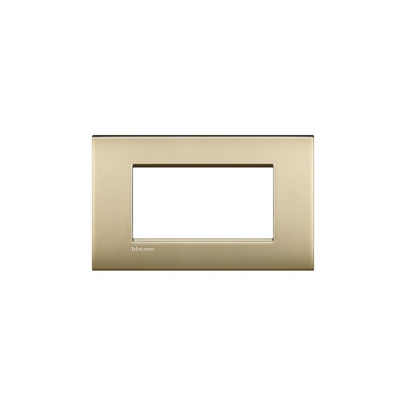 Placca AIR oro satinato 4M