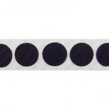 Punti a strappo da incollare Parte rigida (Ø) 22 mm Nero VELCRO® E28802233011425 1000 pz.