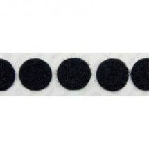 Punti a strappo da incollare Parte morbida (Ø) 22 mm Nero VELCRO® E20102233011425 1000 pz.