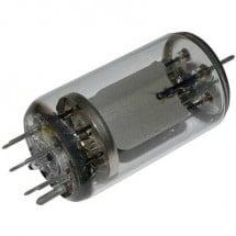 QQE 06 / 40 SRS 4451 Valvola termoionica Doppio tetrodo 600 V 100 mA Poli: 7 Attacco: Sette poli Contenuto 1 pz.