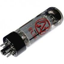 EL 34 6 CA 7 Valvola termoionica Pentodo di potenza 250 V Poli: 7 Attacco: Octal Contenuto 2 pz.