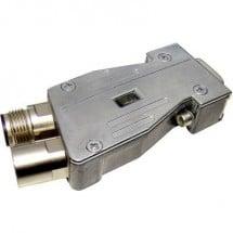 Provertha 40-1191122 Distributore e adattatore per sensore o attuatore M12 Adattatore con forma Y, Resistenza terminale