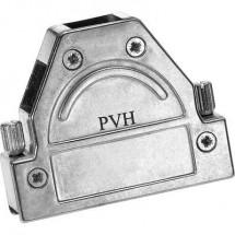 Provertha 1715DC25001 Guscio SUB-D Poli: 15 Metallo 180 ° Argento 1 pz.