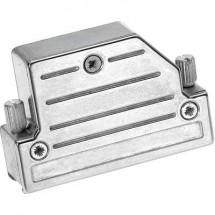 Provertha 4725DC25001 Guscio SUB-D Poli: 25 Metallo 45 ° Argento 1 pz.