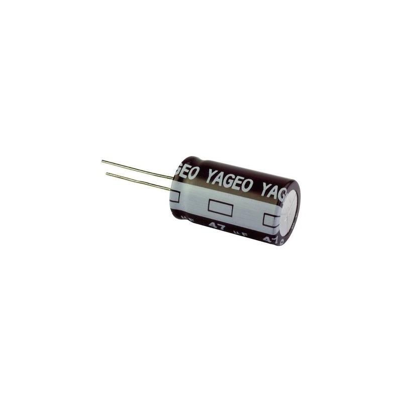 5 mm x 11 mm 5 x 220UF 10 V Condensatore elettrolitico in alluminio pacco da 5 105 C