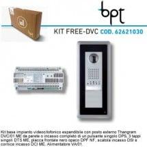 Kit Video Base - FREE-DVC - Bpt 62621030
