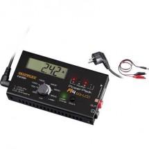 Caricatore per modellismo 12 V 3 A Power Peak A4 EQ-LCD NiCd, NiMH, LiPo, LiFePO