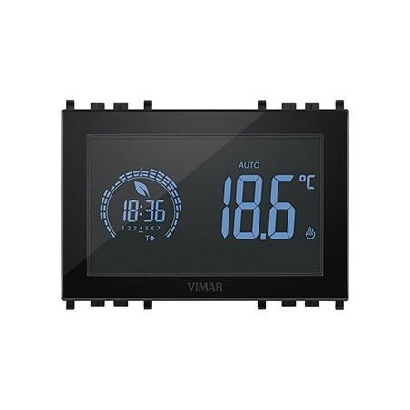 Cronotermostato Digitale Touch Screen Vimar 02955 02955.B 230V