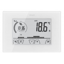 Vimar 02911 - Cronotermostato Wi Fi - Touch Screen