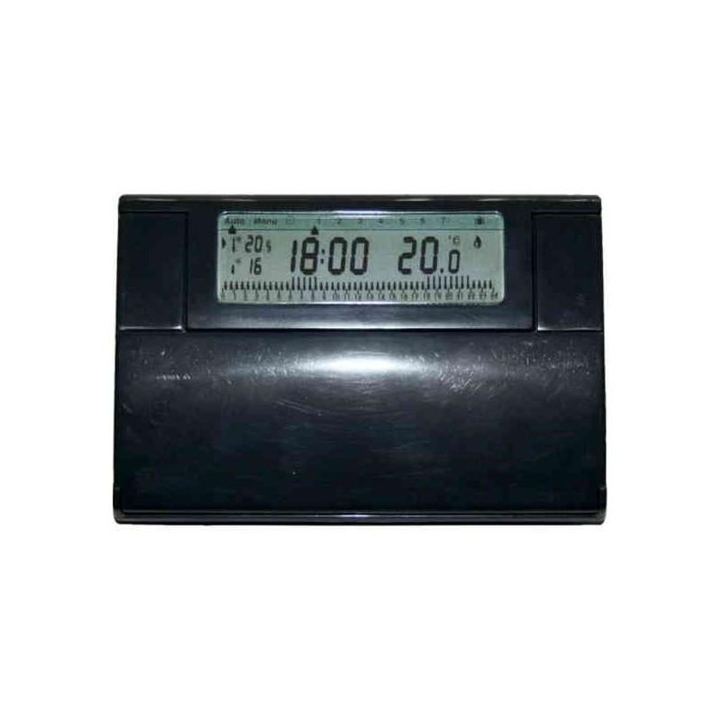 Hager 56253 - Cronotermostato Settimanale Digitale