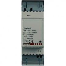 Bticino 346020 - Alimentatore Supplementare 2din - 230V