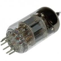 6 N 1 P 6 H 1 n Valvola termoionica Triodo doppio 250 V 10.5 mA Poli: 9 Attacco: Noval Contenuto 1 pz.