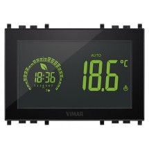 Cronotermostato Digitale Touch Screen Vimar 02955 02955.B 230V