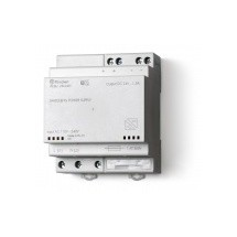 Alimentatore Switching Uscita 60W - 110…240 V AC - Uscita 24 V