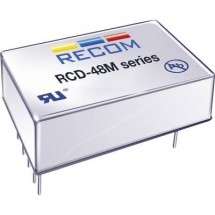 Driver LED 1200 mA 56 V/DC Dimmer analogico, Dimmer PWM Recom Lighting RCD-48-1.20/M Max. Voltaggio operativo: 60 V/DC
