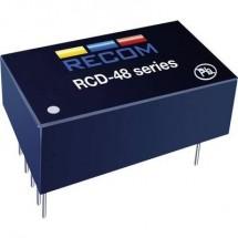 Driver LED 500 mA 56 V/DC Dimmer analogico, Dimmer PWM Recom Lighting RCD-48-0.50/W Max. Voltaggio operativo: 60 V/DC