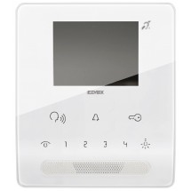 Elvox K7549.01 - Kit Videocitofonico Monofamiliare 2 Fili Plus