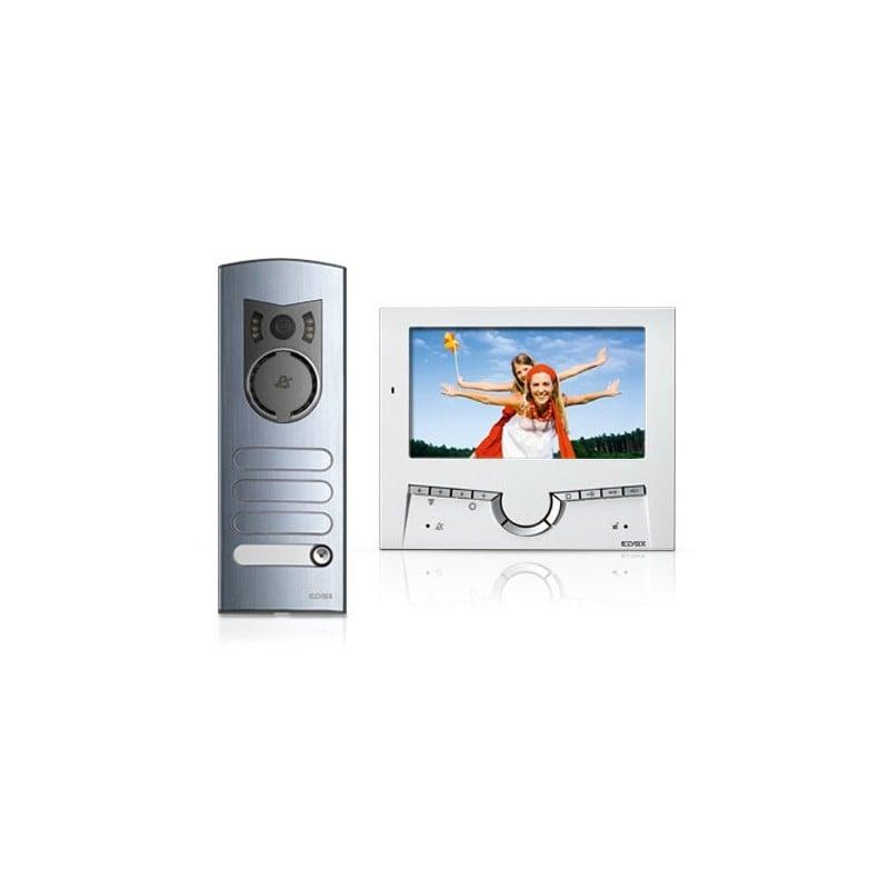 kit videocitofono 2 fili monofamiliare 1 appartamento, miglior prezzo